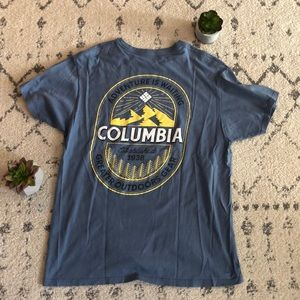 Other - Columbia Adventure is Waiting T-Shirt